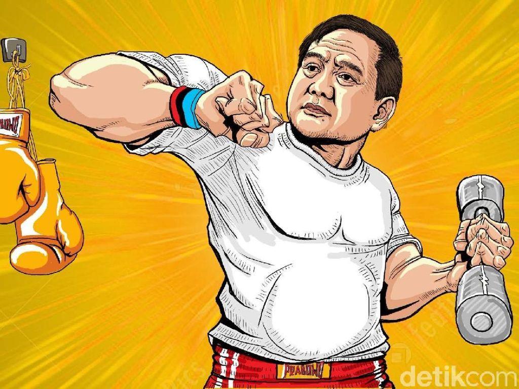 Prabowo Pertanyakan Keuntungan Freeport Dikuasai Indonesia
