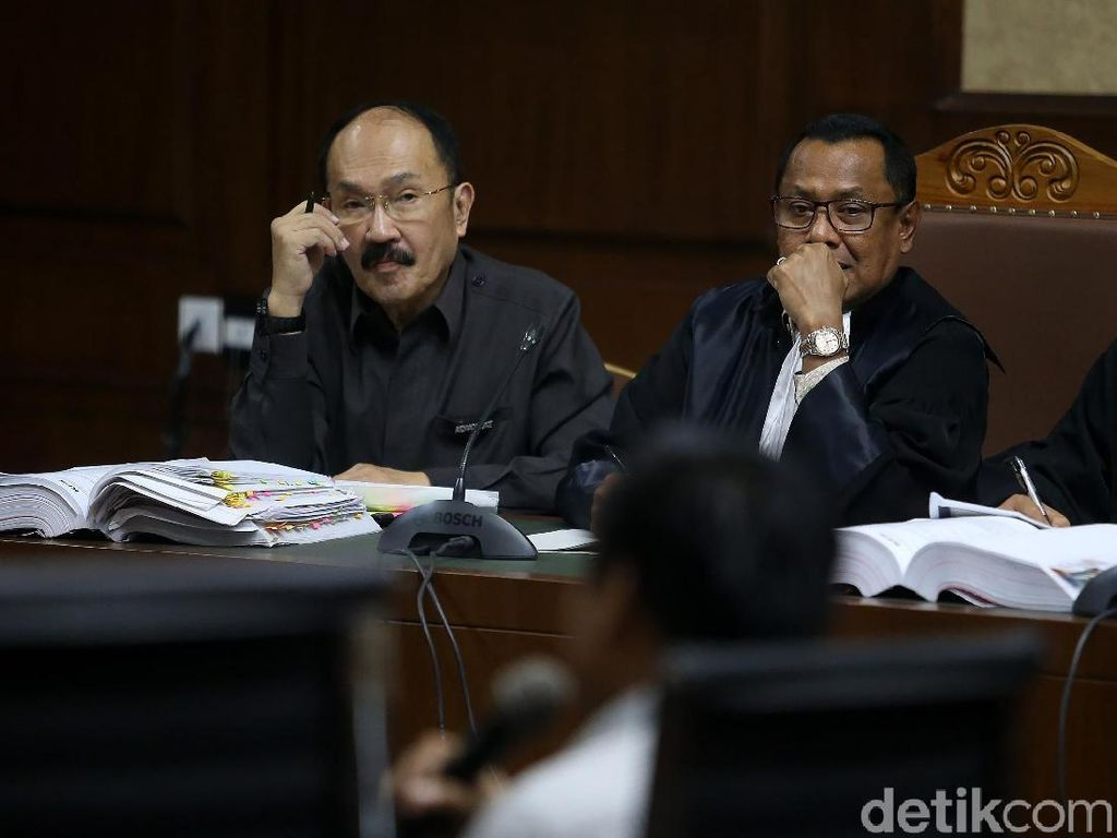 Hakim Wanti-wanti Karyawan Jaga Rekaman CCTV Saat Fredrich ke RS