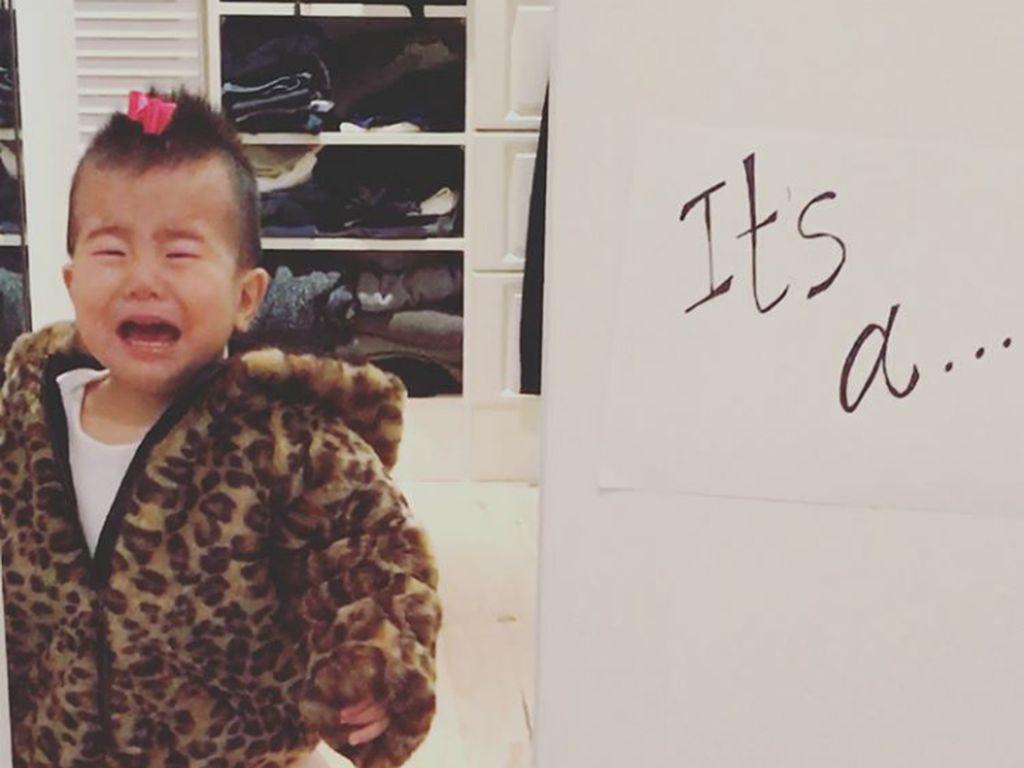 Kumpulan Foto Pesta Babys Gender Reveal yang Gagal