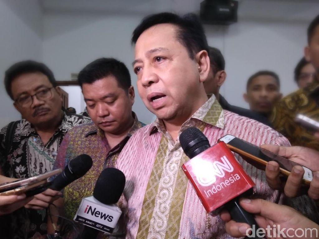 Diperiksa KPK Bersamaan, Novanto-Irvanto Dikonfrontir