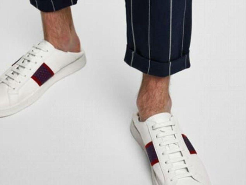 Zara Dicibir karena Buat Sneakers yang Bisa Diinjak Belakangnya