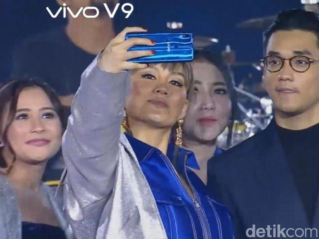 Vivo Rilis Varian Warna Biru untuk V9