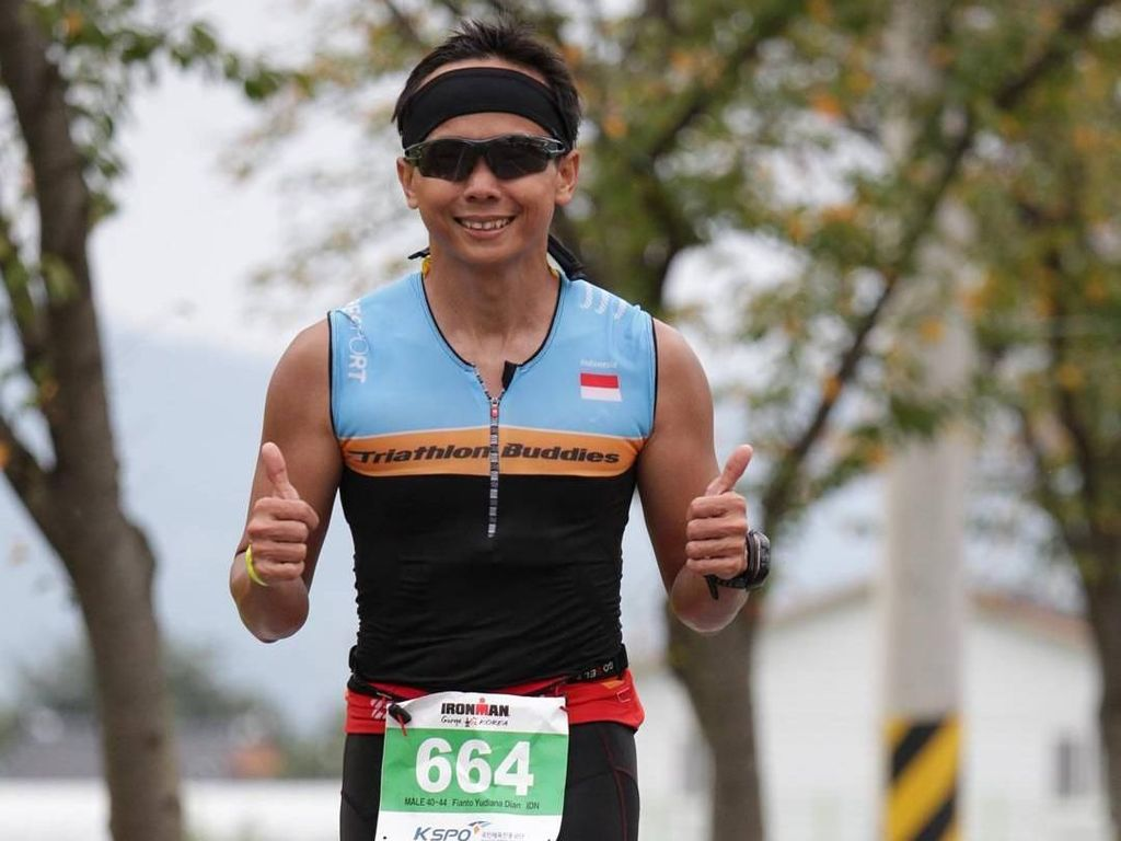 Pelari Indonesia Akan Ikut Maraton di Kutub Utara