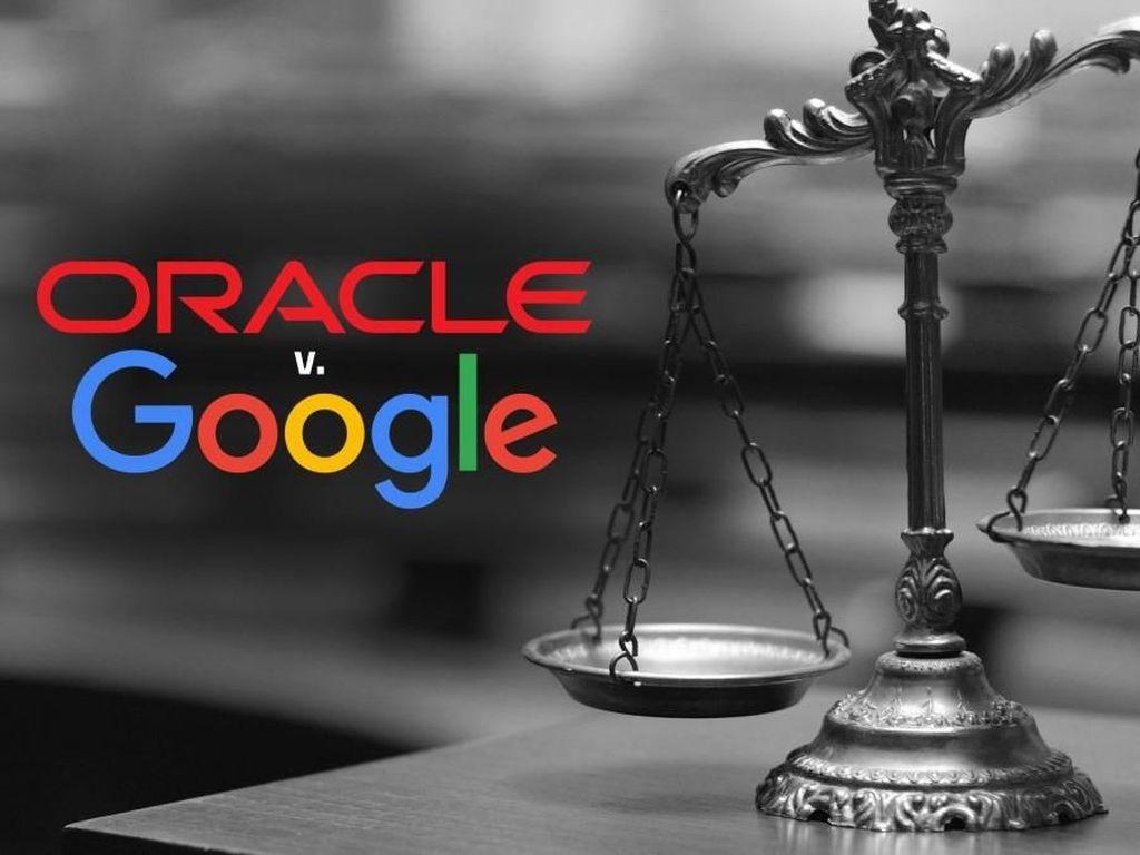Oracle Tuntut Google Rp 120 Triliun