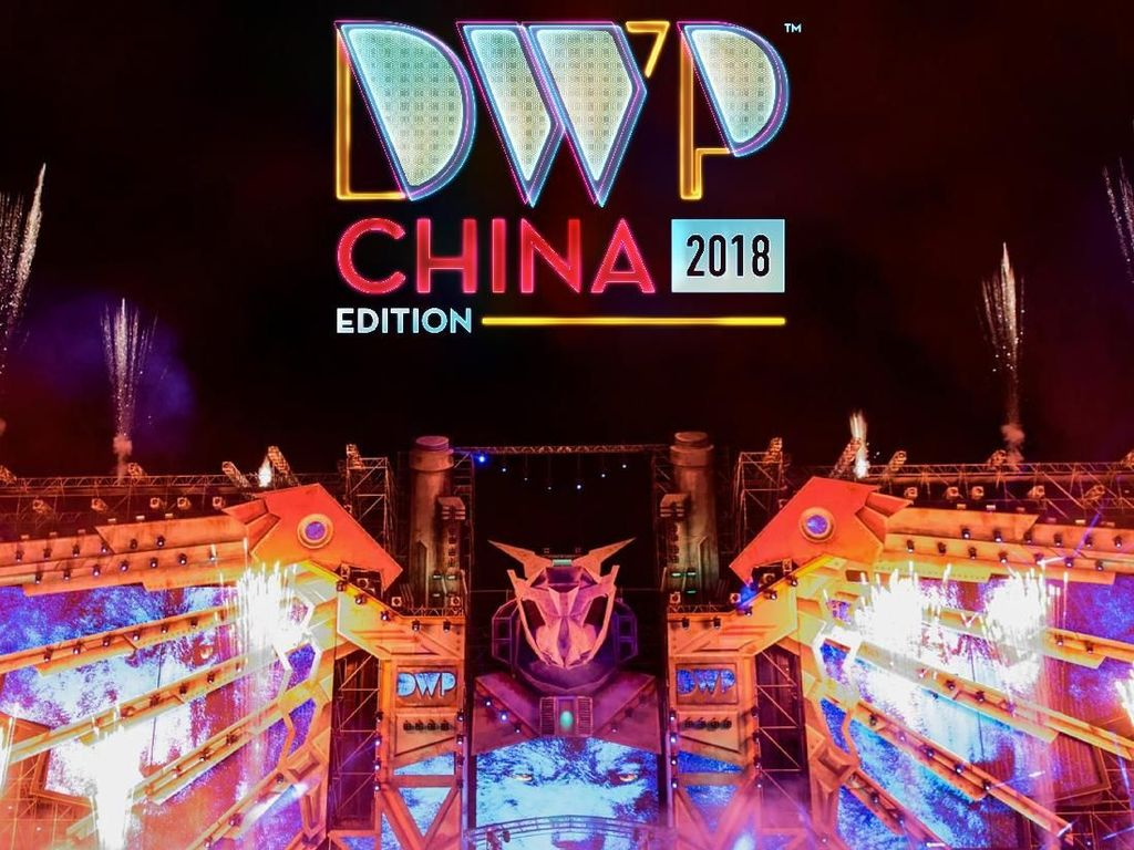 Sukses di Indonesia, DWP Lebarkan Sayap ke China