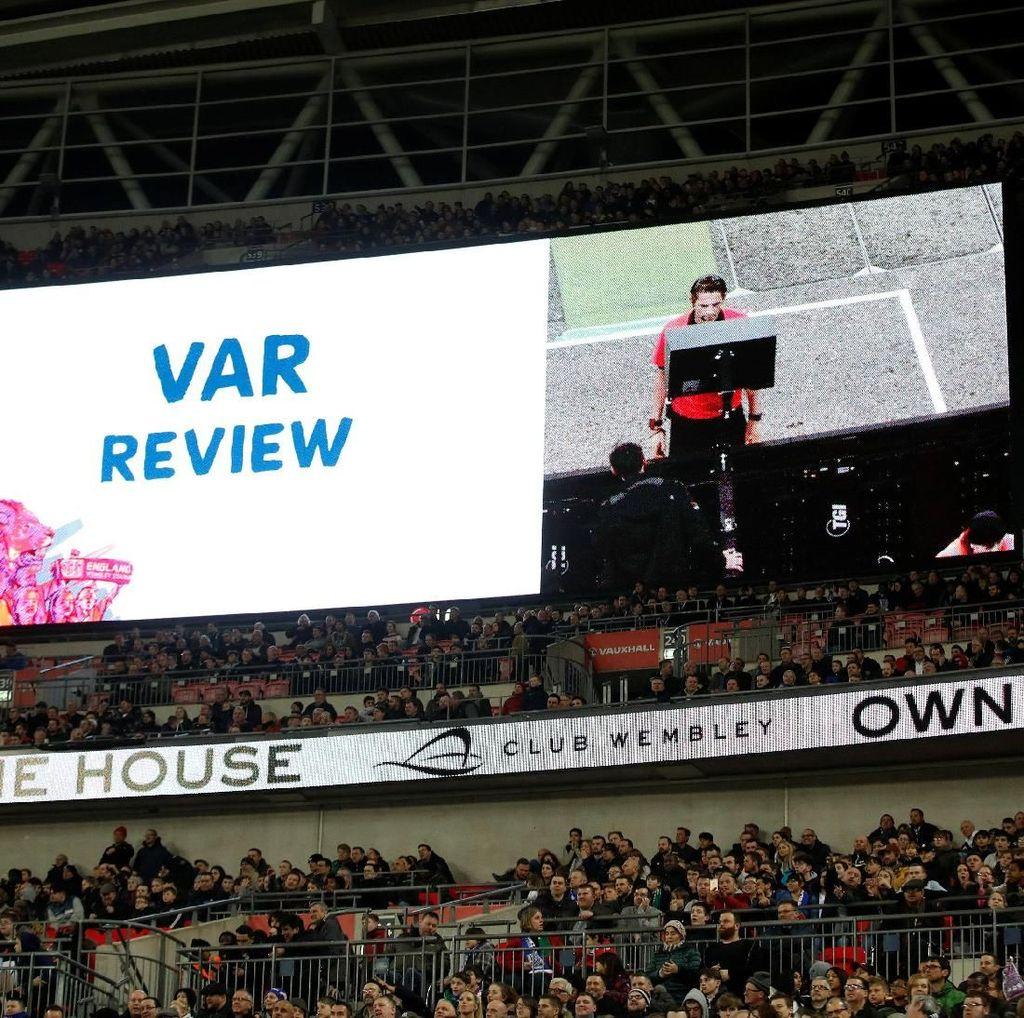 Mulai 2019/2020, Premier League Akan Pakai VAR