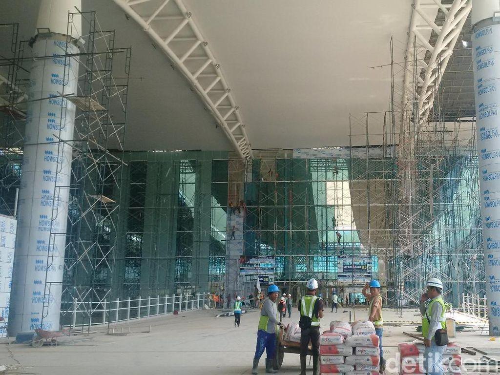 Segera Operasi, Budi Karya Cek Kesiapan Bandara Kertajati