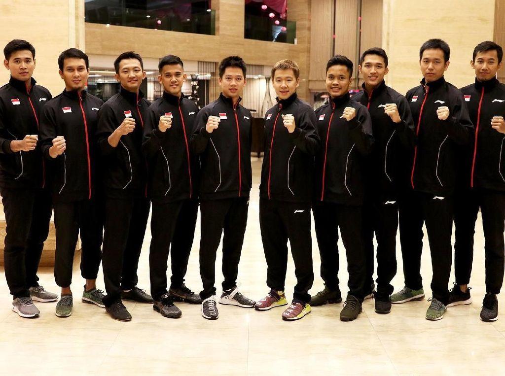 Eddy Hartono Bahas Peluang Indonesia di Piala Thomas 2018