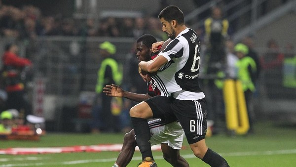Sesumbar Franck Kessie: Milan Akan Kalahkan Juve 2-0
