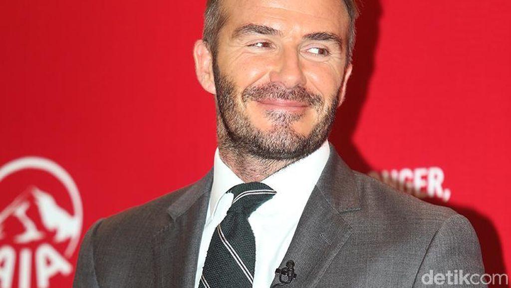 David Beckham Akui Pernikahannya dengan Victoria Rumit
