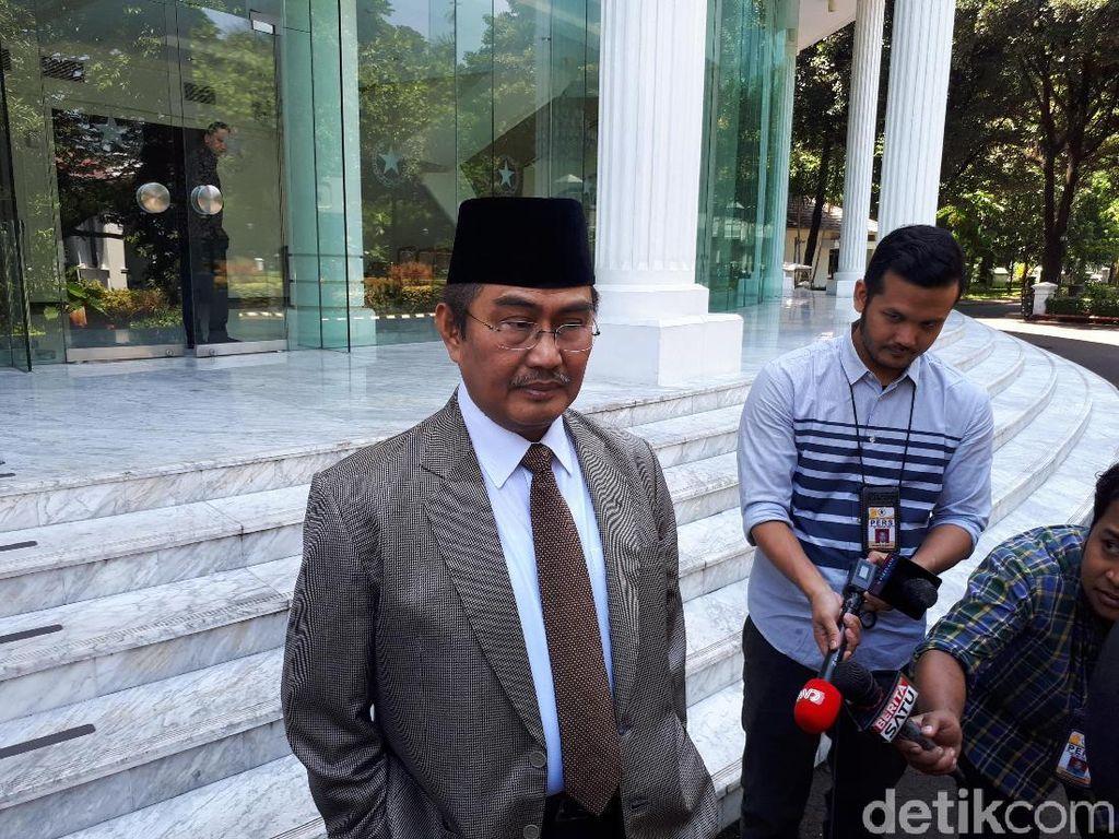 Arief Tak Bisa Jadi Ketua MK Lagi, Jimly: Itu Keputusan 9 Hakim