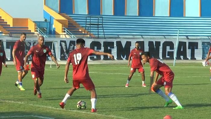 Persela akan menjamu Persebaya dalam lanjutan Liga 1, Jumat (30/3) (Foto: Eko Sudjarwo)