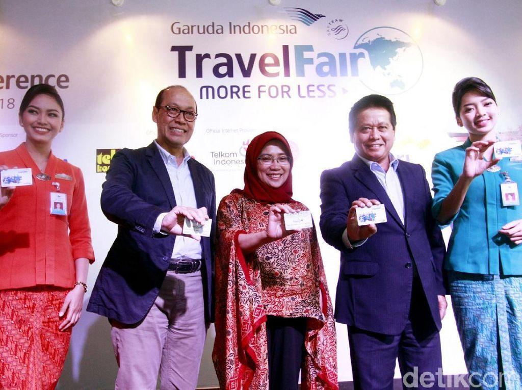 Garuda Indonesia Travel Fair Digelar April