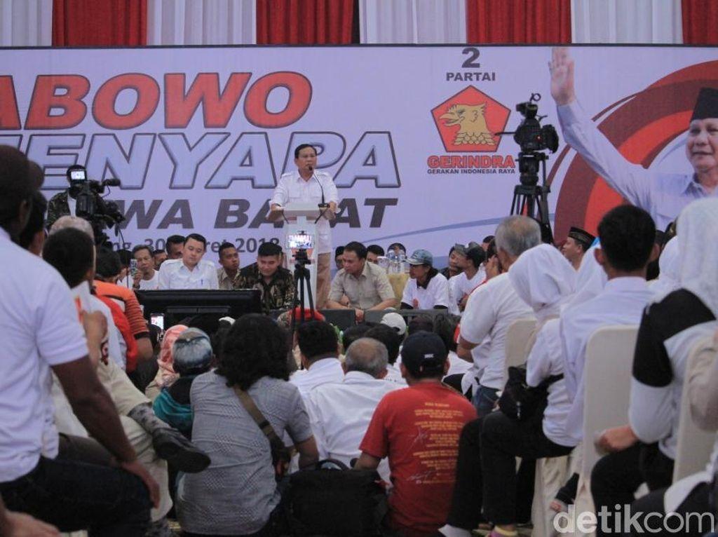 Panwaslu Sayangkan Anjuran Prabowo agar Warga Terima Politik Uang