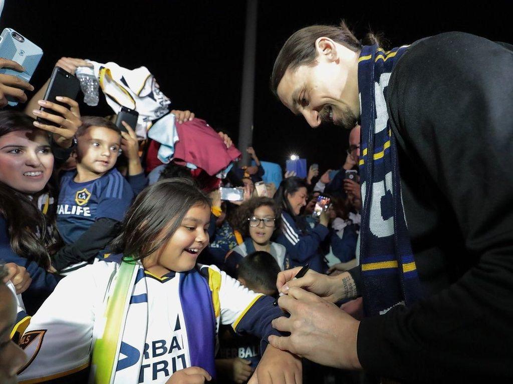 Selamat Datang di Los Angeles, Ibrahimovic!