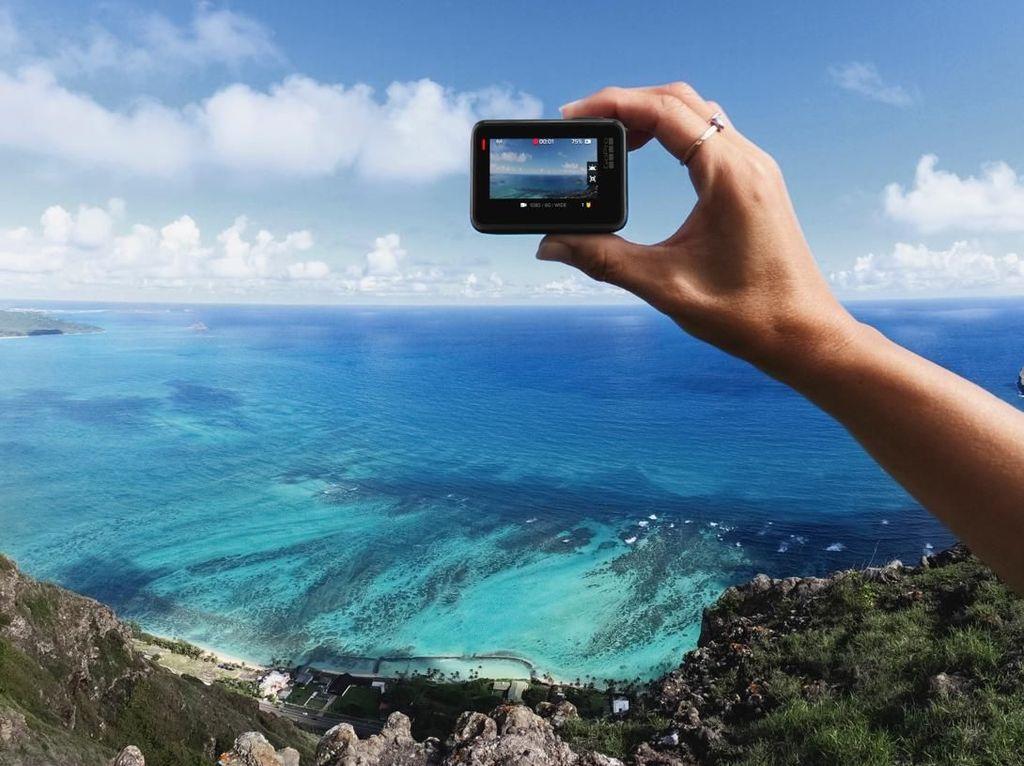 GoPro Rekam Momen Wanita Jatuh dari Air Terjun Setinggi 15 Meter