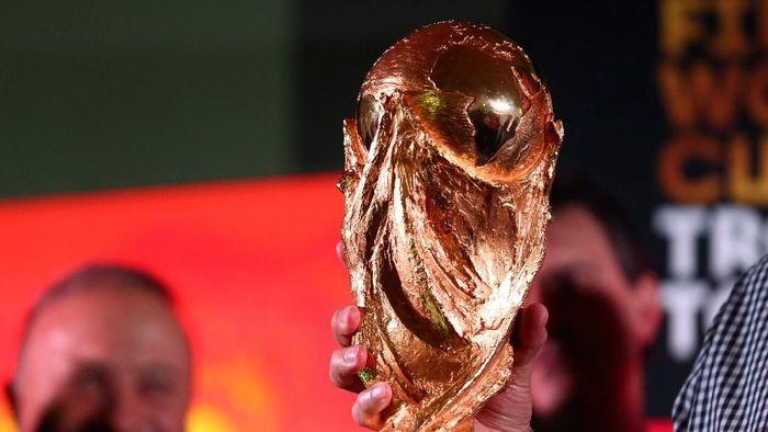 Indonesia bareng Australia bidding untuk tuan rumah Piala Dunia 2034 (Marcos Brindicci/Reuters)