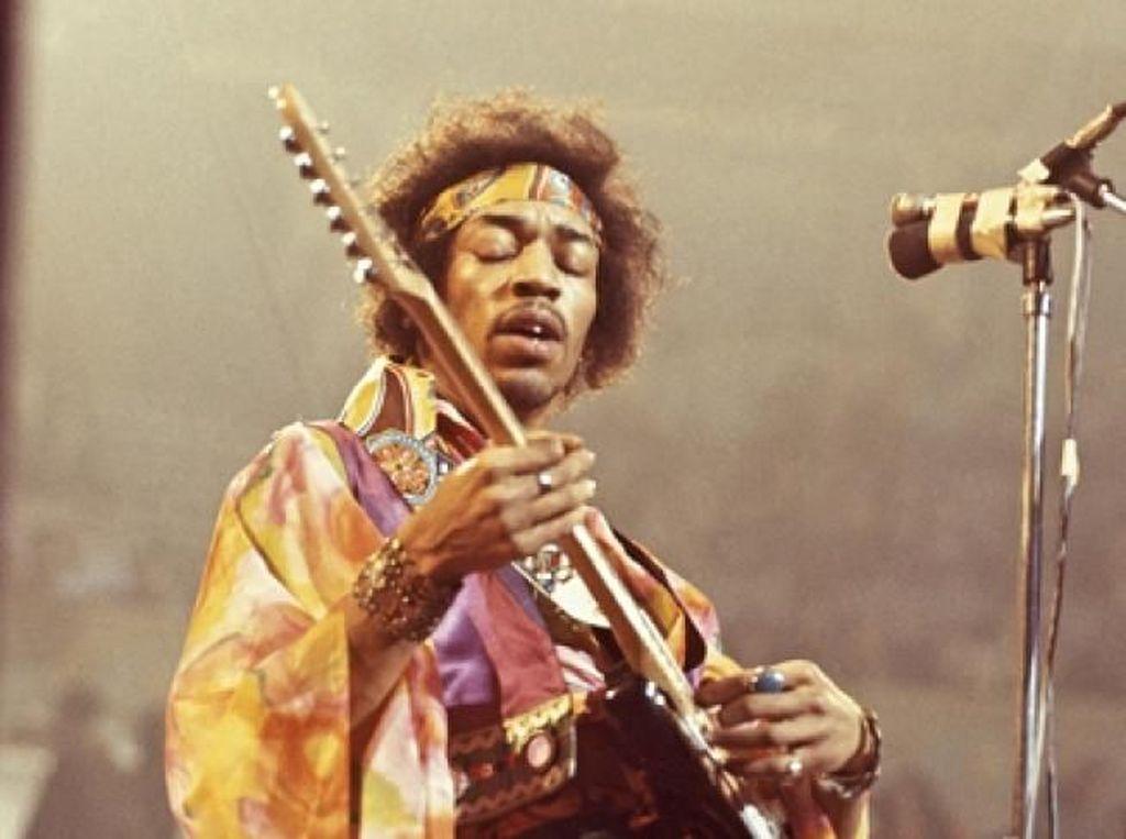Jimi Hendrix Bakal Jadi Nama Kantor Pos