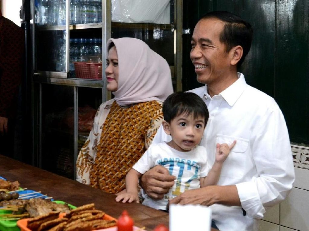Foto: Long Weekend ala Presiden Jokowi