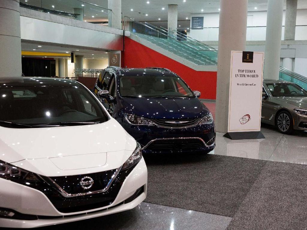 Beralih ke Kendaraan Rendah Emisi, Nissan Pensiunkan Mobil Dieselnya