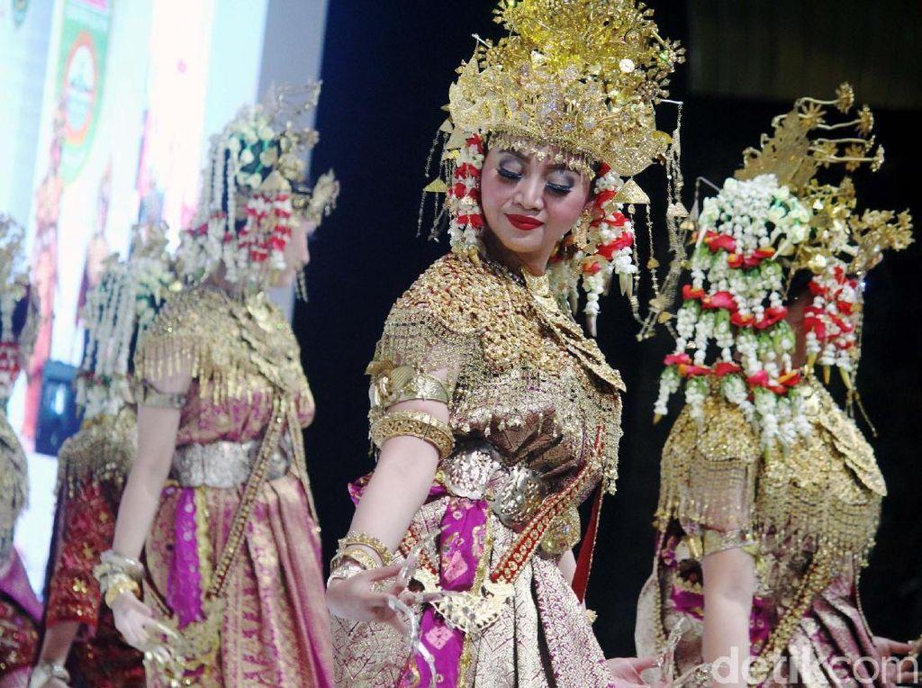 Mengintip Keseruan di Festival Putri Bumi Sriwijaya