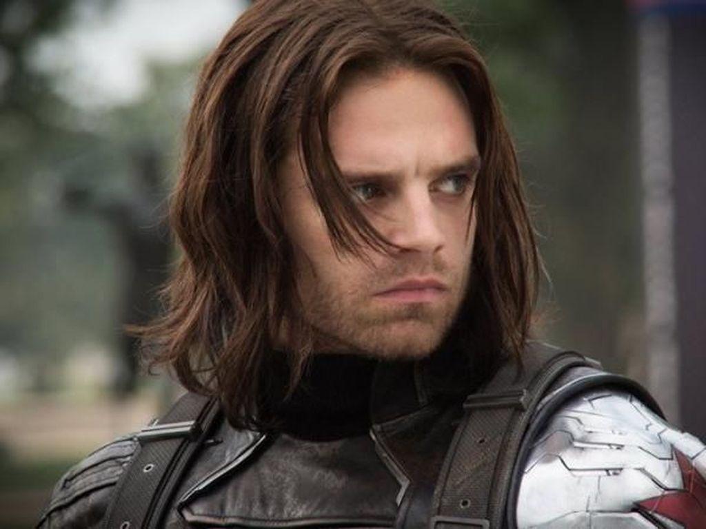 Olahraga The Winter Soldier Sebastian Stan Demi Film Avengers: Infinity War