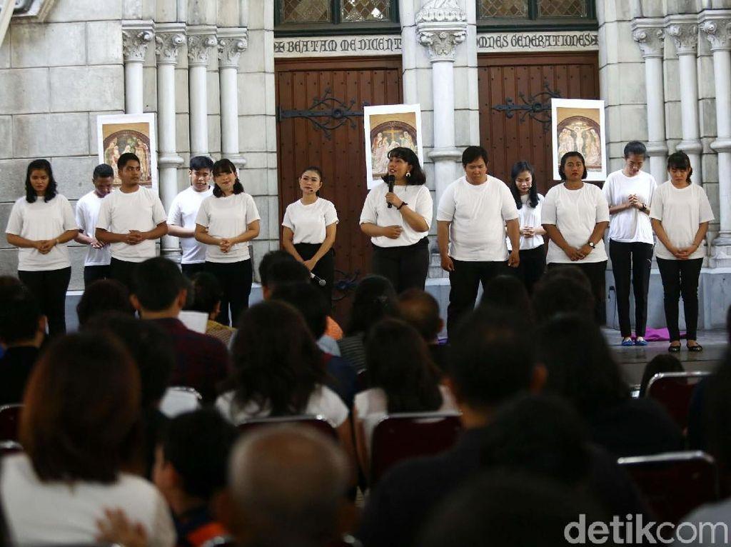 5.000 Jemaat Paroki Katedral akan Ikuti Ibadat Jumat Agung