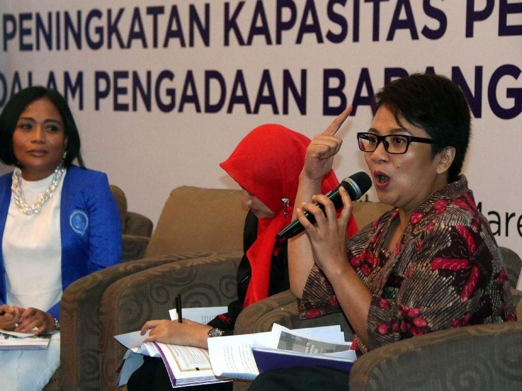 Iwapi Gelar Seminar Peningkatan Kapasitas Perempuan Pengusaha