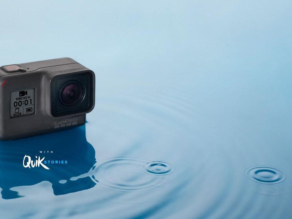 GoPro Rilis Kamera Baru, Harganya Rp 2,6 Juta