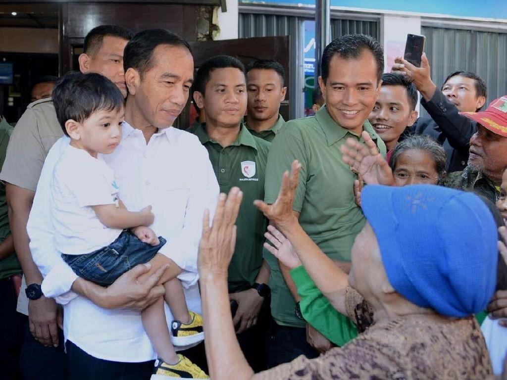 Jokowi: Selamat Menikmati Libur Panjang, Hati-hati di Jalan