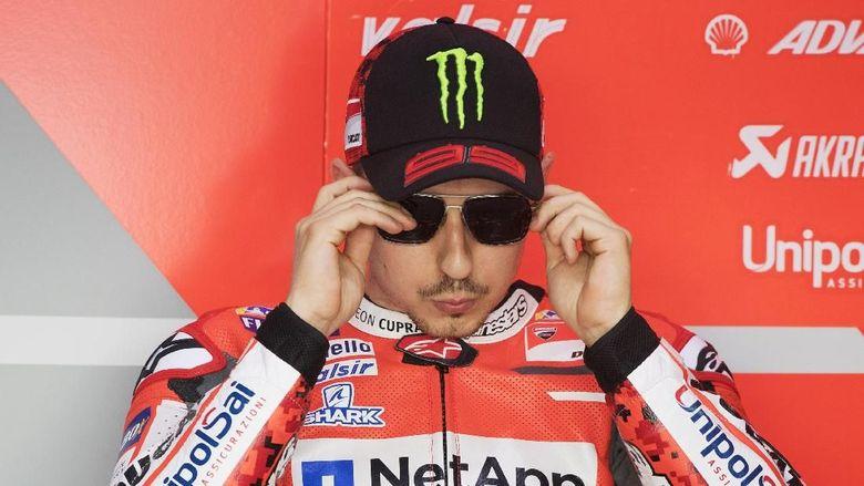 Jorge Lorenzo Resmi Gabung Repsol Honda