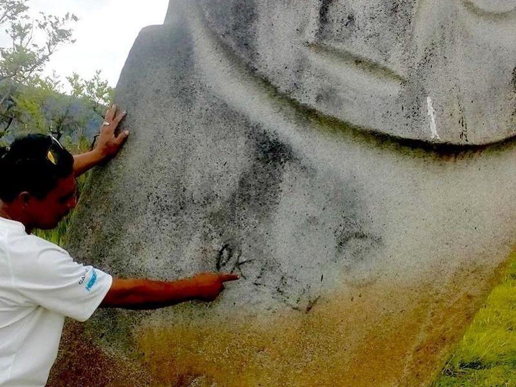 Miris! Harta Karunnya Sulawesi Kena Vandalisme