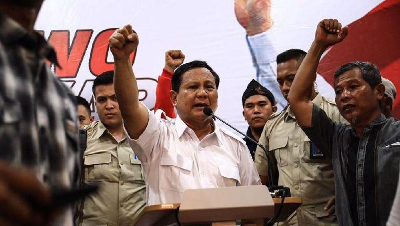 5 Kandidat Terkuat Cawapres Prabowo