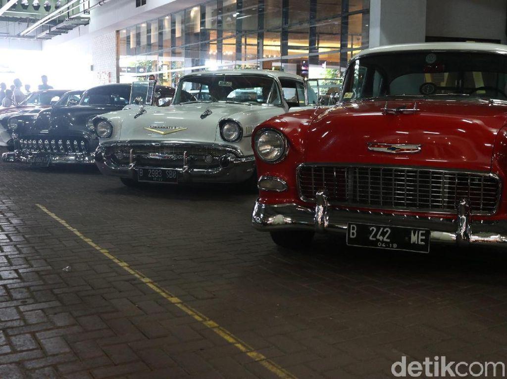 Harga Mobil Klasik di Indonesia Terus Melambung Tinggi