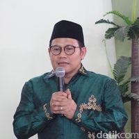 Cak Imin Mengaku Sowan Megawati Dua Hari Lalu