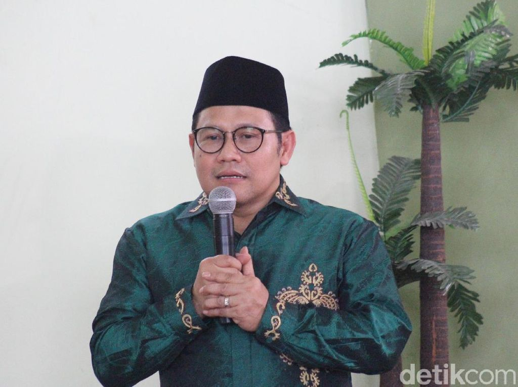 Soal DK PBB, Cak Imin: Indonesia Harus Beri Solusi Konflik