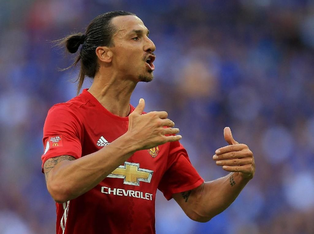 Ibrahimovic: Kualitas Premier League Terlalu Dilebih-lebihkan