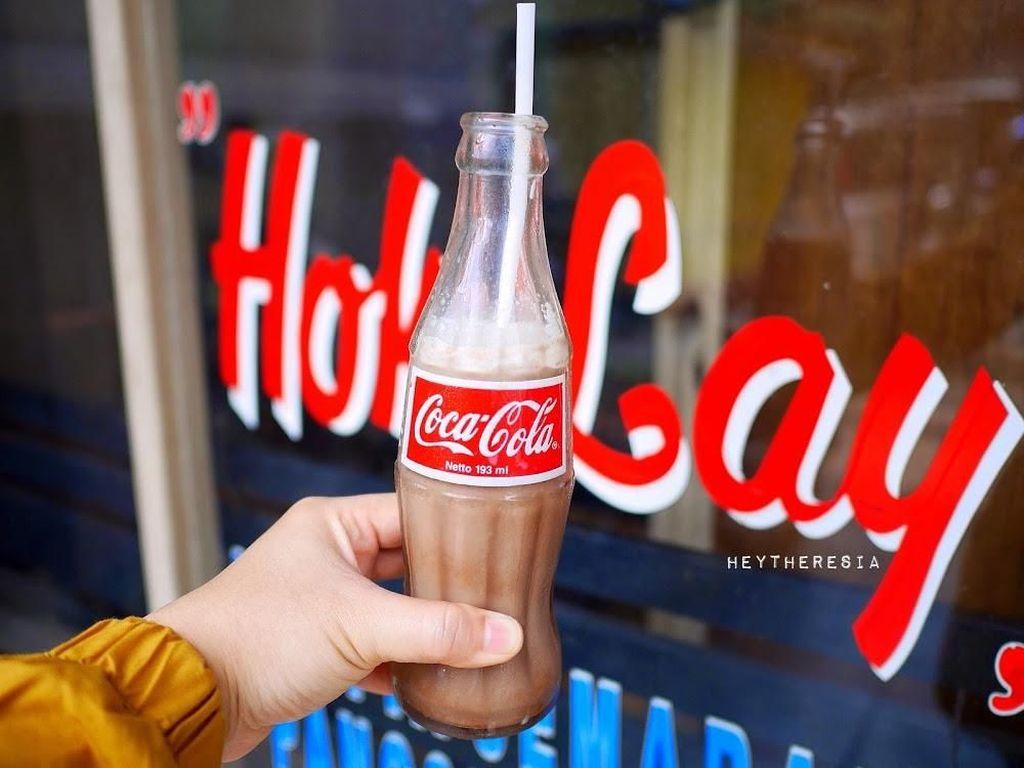 Segarnya Fosco, Minuman Legendaris dari Kota Malang