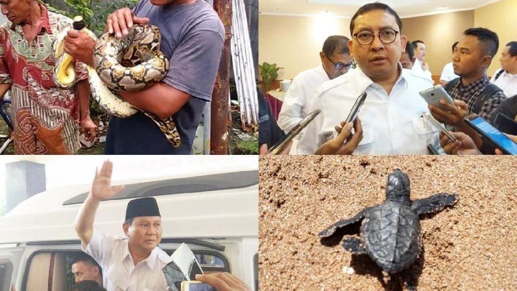 Berita Heboh: Kritik Prabowo Hingga Napi Gantung Diri