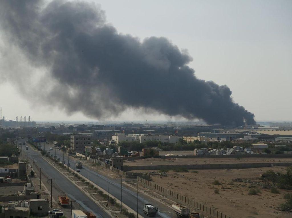 Lima Anak Tewas Akibat Pertempuran di Hodeida Yaman