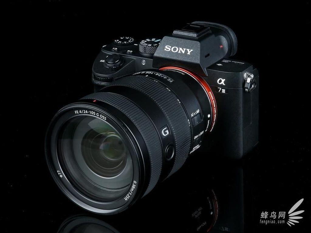 Sony Alpha 7 III, Mirrorless Seharga Rp 29 Juta