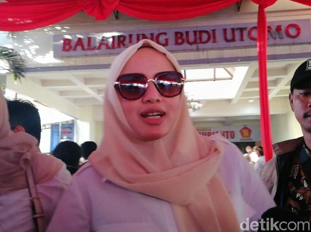 Sekali Lagi, Yulia Mochamad Tegaskan Bukan Istri Ketiga Opick