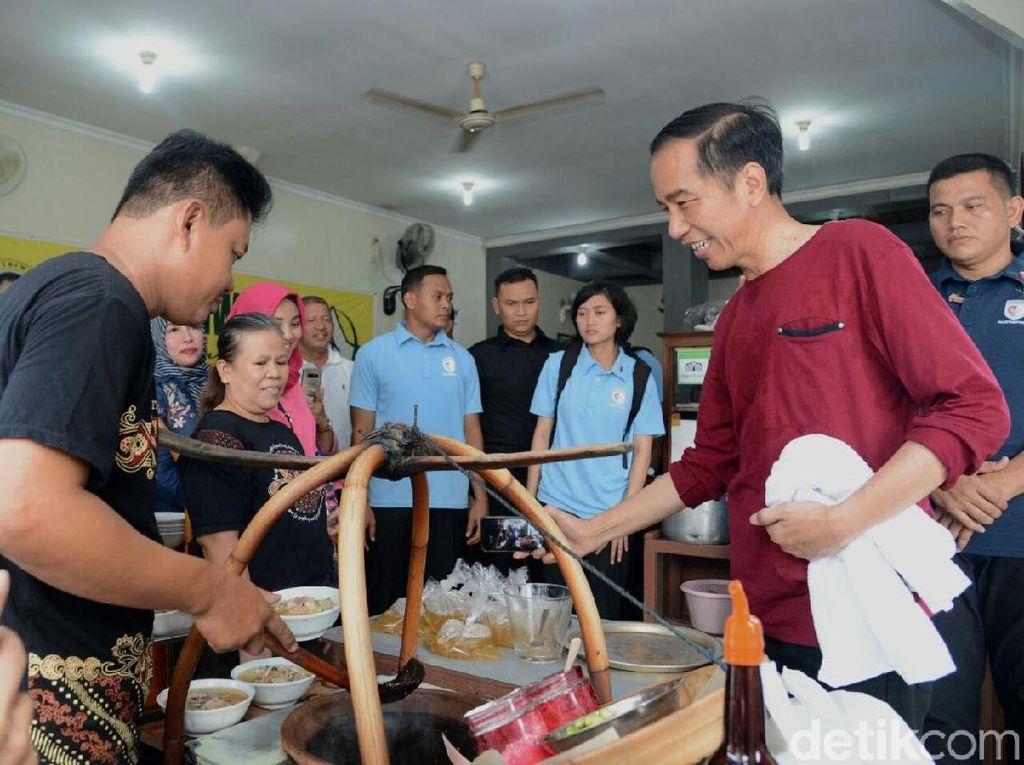 5 Soto Enak Favorit Presiden Jokowi yang Hari Ini Ulang Tahun ke-59