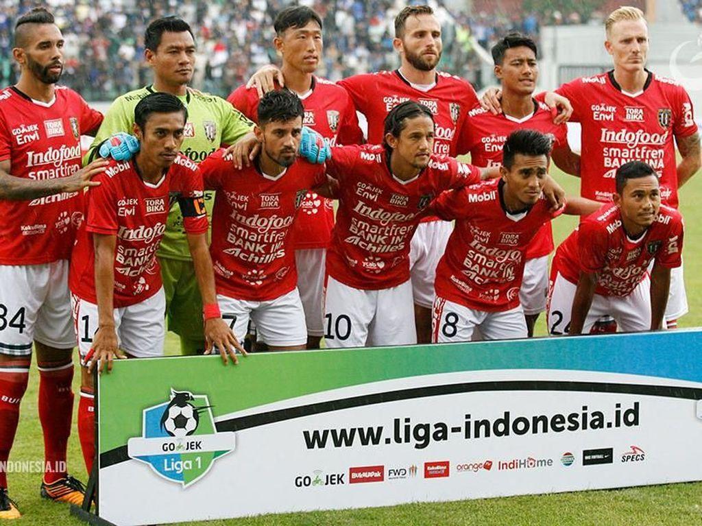 Gagal di Piala AFC, Bali United Fokus ke Liga 1
