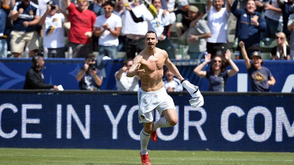 Ibrahimovic Tak Ada di Rencana Swedia untuk Piala Dunia