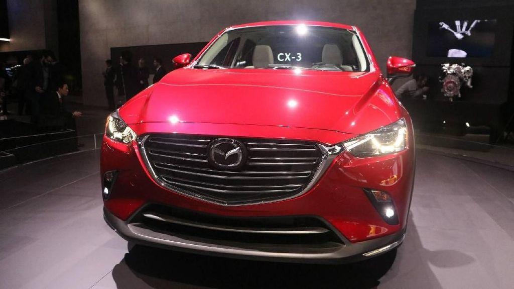 Mazda CX-3 Baru, Asyik Diajak Ngebut