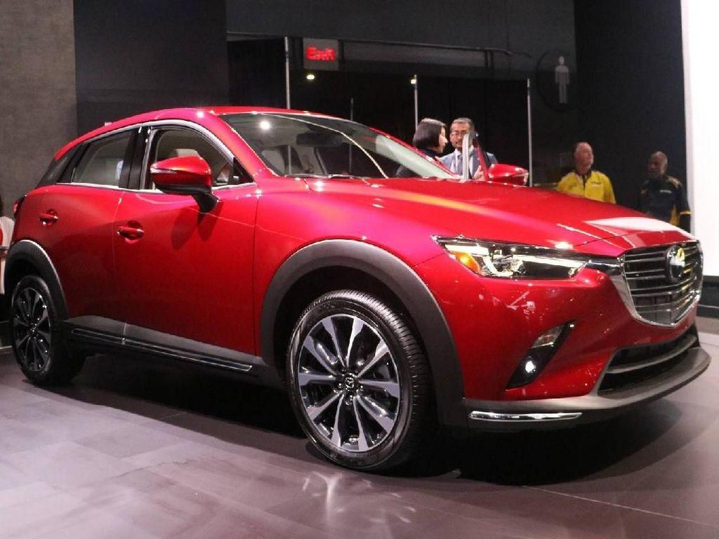 Sudah Cocok, Sebentar Lagi Mazda CX-3 Terbaru Meluncur?