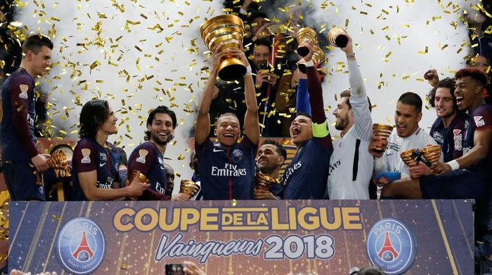 Paris Saint-Germain lolos dari hukuman UEFA terkait Financial Fair Play (Foto: Regis Duvignau/Reuters)