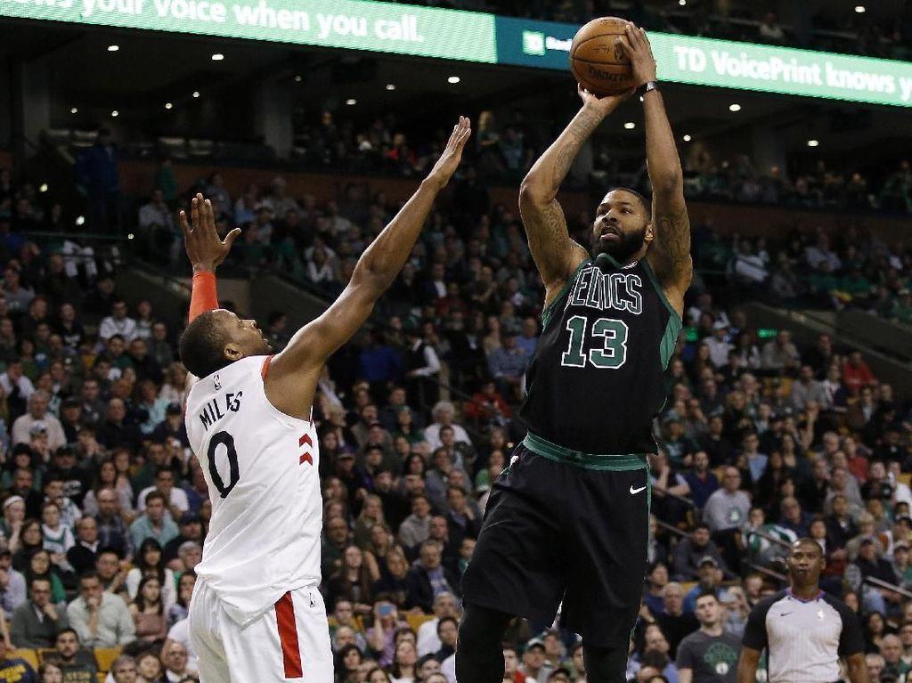 Tanpa Dua Pemain Andalan, Celtics Tetap Mampu Bungkam Raptors