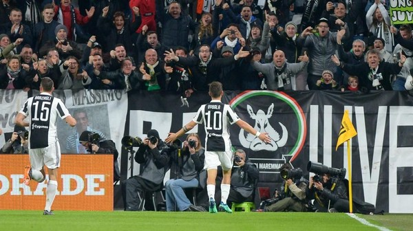 Jelang Lawan Madrid, Dybala Sedang Dalam Permainan Terbaik